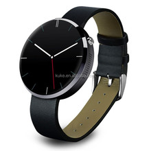 2015 New Bluetooth 4.0Smart Watch With Android or IOS System ,OEM Multifunction Smart Watch SMS Compass Pedometer