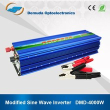 Pure sine wave 4kw dc to ac power inverters 48 220 dc-ac inverter pure sine wave