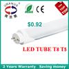 China high lumen CE RoHS approval aluminum base t5 led ring light tube