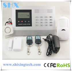 2015 Cheap price wireless Home Security Safe House Alarm System with Android IOS APP