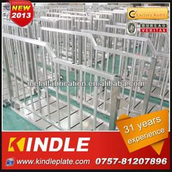 Kindle High Precise Custom large animal cage Manufacturer with 31 Years Experience Made in China