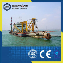 Brand New Small Sand Cutter Suction Dredger Ship Machine for SALE