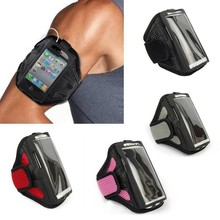 Wholesale customized armband for smart phone for iphone for galaxy s6 exercise arm case