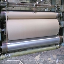 High speed paper making machine /waste paper recycling production line
