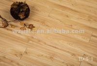 ecological water resistant wood interior flooring