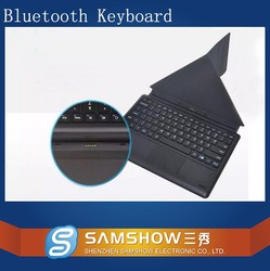 2015 Wholsale Portable Air Light Stand Wireless 11.6 Magnet Bluetooth Keyboard for Windows Tablets