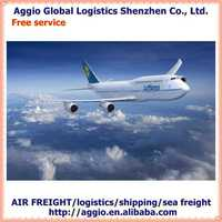 aggio China International air Logistics air shipping costa rica