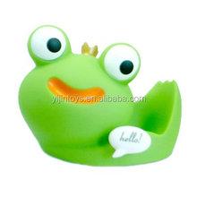 2012 new design vinyl pvc frog soap box,DIY plastic animal shape soap box