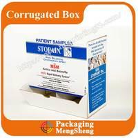 moving corrugated packaging carton box ,color printed box packing,paper material cardboard box