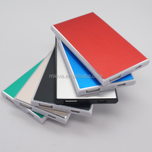 2014 new fashion credit card universal smart for samsung galaxy note3 power bank