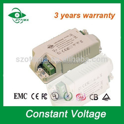 12W 12v 1a constant current led power supply CE
