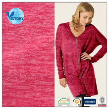 Functional 100% Polyester Cationic Fleece Fabric for Women