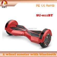 Hot order Two Wheels Electric Mobility Self Balancing Scooter with bluetooth speaker