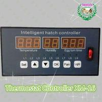 Automatic egg incubator spare parts XM-16 egg incubator controller