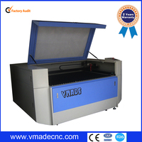 6090 (900 *600mm) Hot sales cheap cnc co2 laser cutting and engraving machine price for acrylic leather wood
