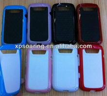 TPU+PC cellphone case cover for Blackberry bold 9790