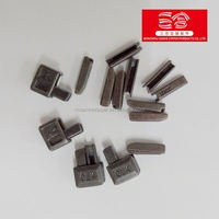 zipper pin and box zipper insertion pin