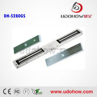 High quality 600bls electric magnetic door lock for two side door (DH-280GS)