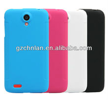 High quality tpu rubber mobile phone case for lenovo s820