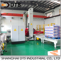 Auto conventional stacker for Food Package line