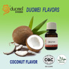 Natural pure full coconut milk flavor with durable aroma
