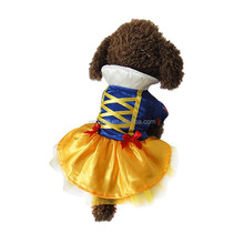 Silk Cloth Fabric Soft Wool Lining Snow White Pet Clothes Dog Apparel