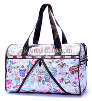 recyclable shopping small cotton calico tote bags wholesale women handbags girl travel bags