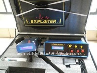 New arrival LCD Backlight Display underground metal detector Explorer -deep earth metal detector with wholesale price