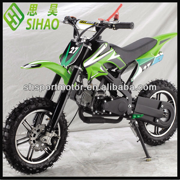 49cc Mini Dirt Bike for Kids Petrol Motorcycle with CE&ISO
