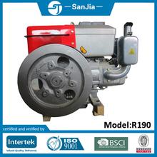 4 stroke Water Cooling 10hp Small Marine Diesel Engine