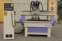 low noise woodworking cnc machine factoy Best quality atc wood processing center Research and development
