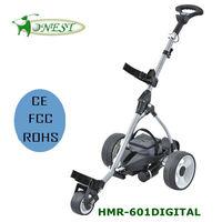 Light Weight Aluminium Powerfu Remote Control Smart Golf Kart (HMR-601Digital)