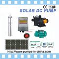 Dc solar bomba de água submersível, Dc bomba de piscina solar