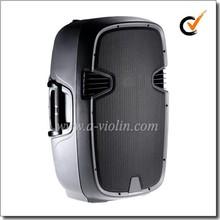 "15"" Active 120W Power Handling Woofer Plastic Cabinet PA Speaker (PS-1512AP)"