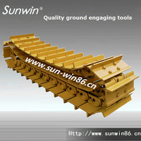 SUNWIN Heavy Earthmoving Construction Equipment Crawler Bulldozer Tractor Undercarriage Parts, Crawler Tractor Part Track Chain.