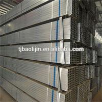 rectangular steel pipe(hdg)