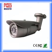 Al aire libre 1.3mp analógica de infrarrojos de seguridad 960p ahd a prueba de agua de la cámara
