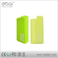 3000mAh Universal and Portable USB Smart Power Bank with Flashlight