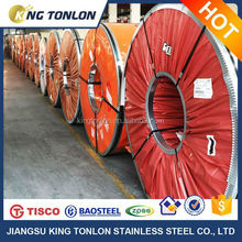 Cold rolled AISI 304 stainless steel coil