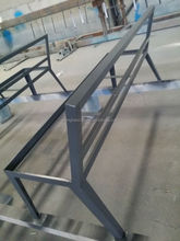 2014 new-design stainless steel public seat