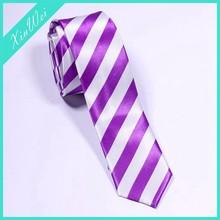 wholesale Brand Mock Silk Striped Necktie
