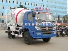 BEST FOTON concrete mixer truck for sale