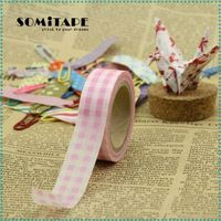 No Residual Glue Washi Leather Furniture Tape For Scrapbooking