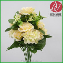Fashion professional wedding stage flower decoration