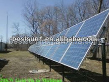 6000W best sales new design high quality CE proved low price solar panels for home system