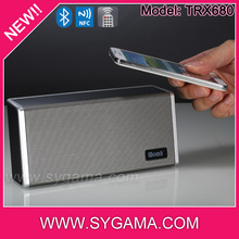 2015 top 10 IBomb patent TRX680 10hours stereo bluetooth speaker long battery life