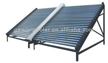 U type Solar Collector for Large Solar Projects