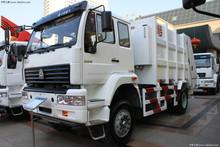 SINOTRUK HOWO Compressed Garbage Truck