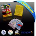 Impresión trading card game