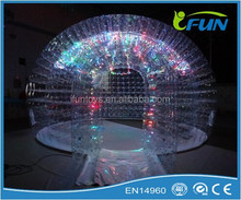 Night sky outdoor bubble tent /bubble lounge tent /bubble room tent